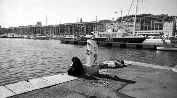 Is there life in Marseille?