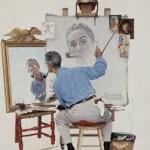 norman Rockwellportrait